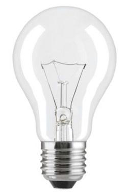 Лампа накал. Б 75 вт Е27