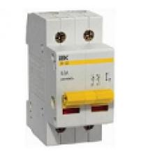 Выключатель нагрузки (мини-рубильник) ВН-32 2Р 32А