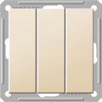 Выключатель W59 VS0510-351-2-86 3-кл. 10A, сл.кость