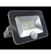 Прожектор PFL- C- 20w sensor 6500К IP65 (с датчиком движения)