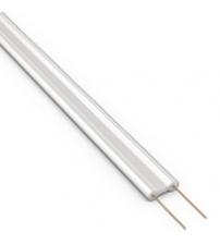 Кабель (провод) ТРП бел 2х0,5 мм