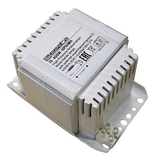 Электромагнитный дроссель IS 400W HPS/MH