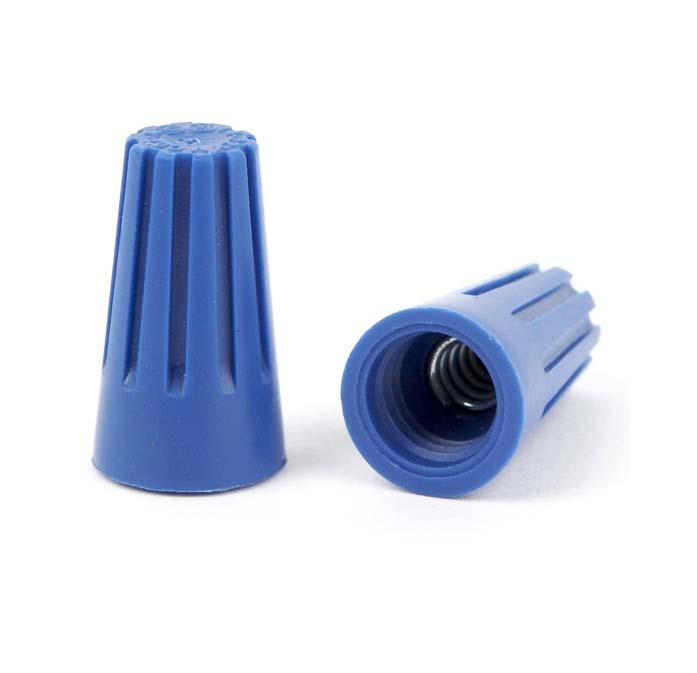 СИЗ-2 2-6мм2/К3 зажим (100шт/упак) синий