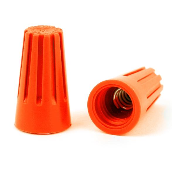 СИЗ-3 3-10мм2/К4 зажим (100шт/упак) оранжевый
