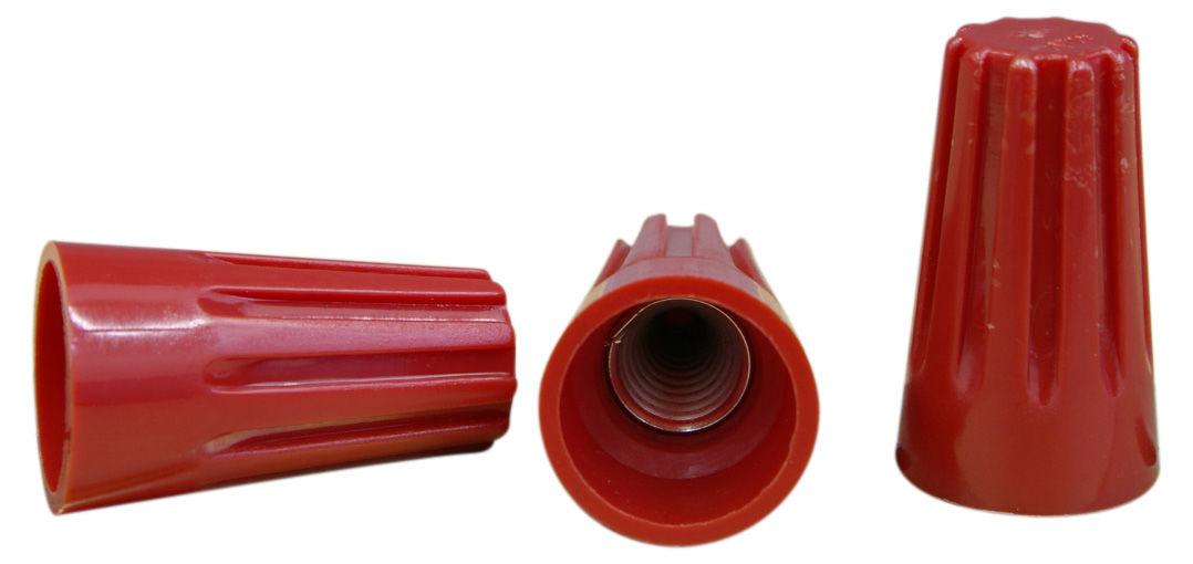СИЗ-5 5-24/К6 зажим (50 шт/упак) красный