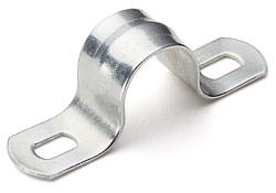 Скоба металлическая двухлапковая СМД 25-26 (100шт/уп)