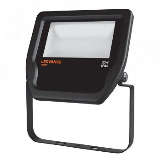 Прожектор FLOODLIGHT LED 20W/4000K BLACK IP65 LEDVANCE