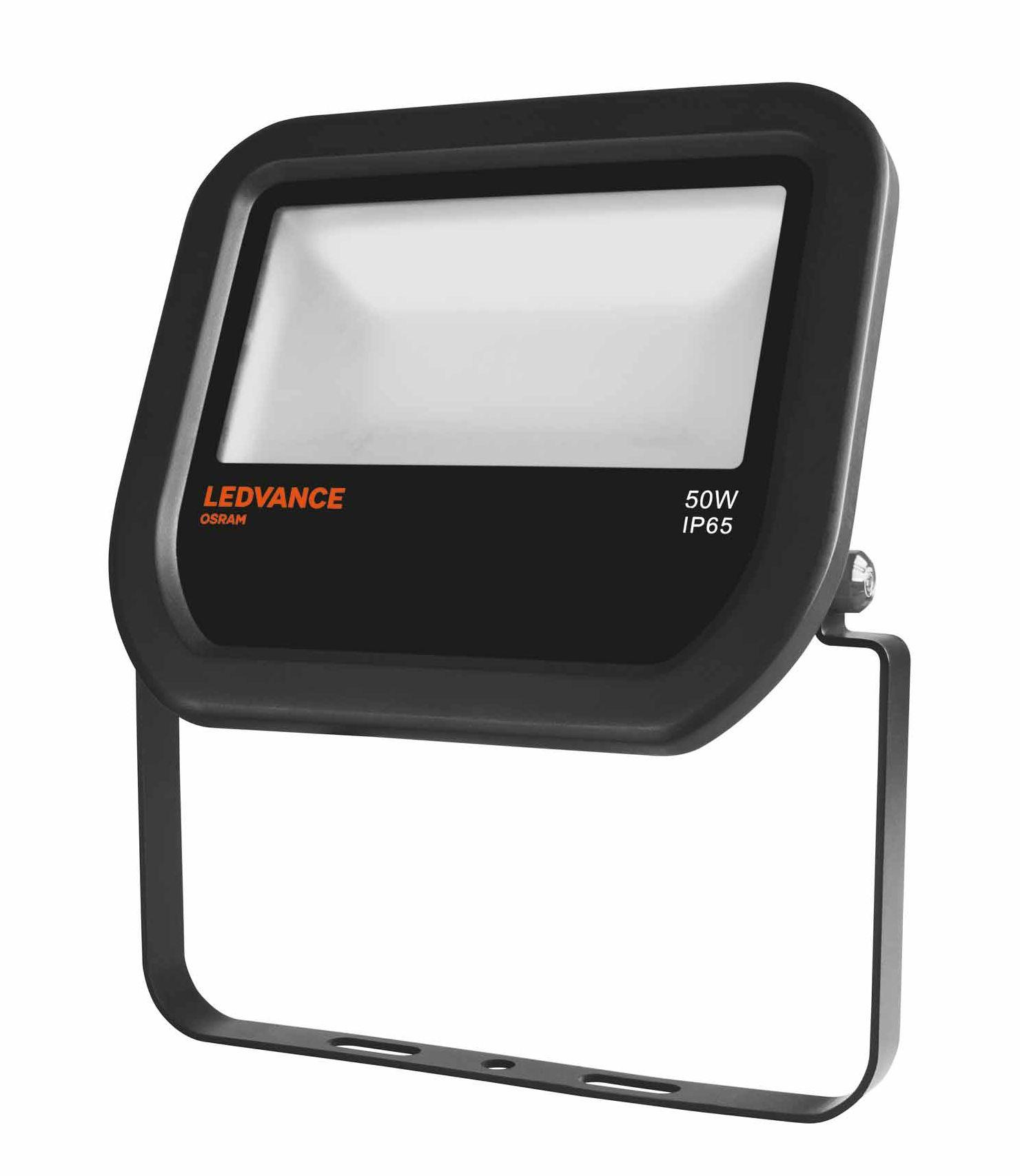 Прожектор FLOODLIGHT LED 50W/3000K BLACK IP65 LEDVANCE