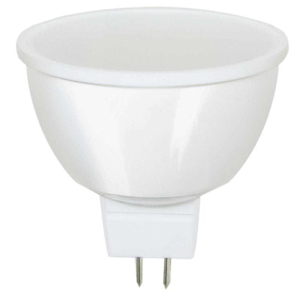 Светодиодная лампа Radium MR16 6W/830, теплый белый свет, 110°, 220-240В GU5,3