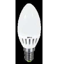 Лампа PLED- ECO-C37 5w Е14 3000K 400Lm
