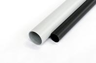 Труба жесткая ПВХ 3-х метровая легкая д40 (60м/уп)