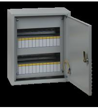 Щит распределительный навесной ЩРН-24 (350х300х120) IP31 EKF Basic ЭКОНОМ