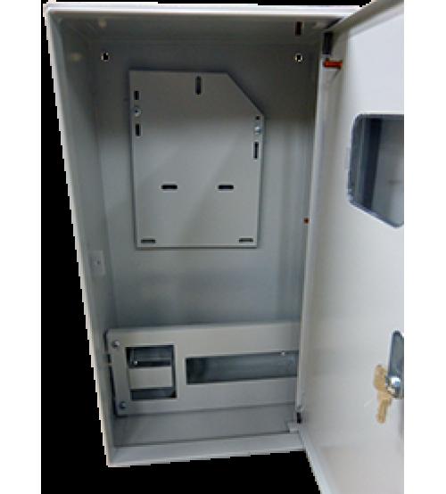 Корпус металлический ЩУ-3ф/1-1-6 IP54 (2 двери) (500х300х185) ЩУ-3/2 IP54