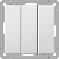 Выключатель W59 VS0510-351-1-86 3-кл. 10A, бел.