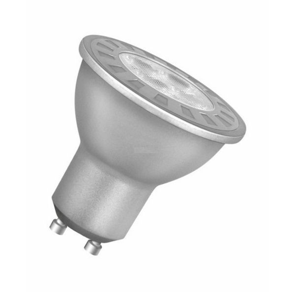 Лампа светодиодная LED STAR  PAR16 35 36° 3W/830 230V GU10 (10) OSRAM