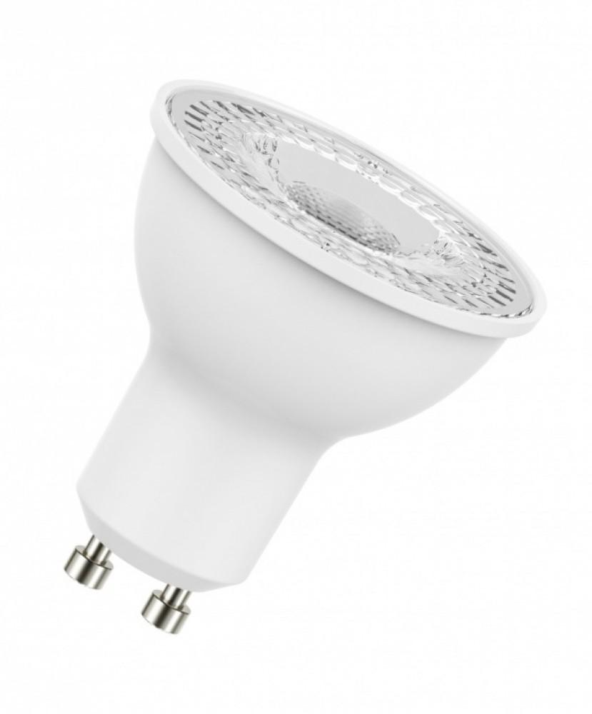 Лампа светодиодная LED STAR PAR16 50 36 4,8W/850 230V GU10 (10) OSRAM