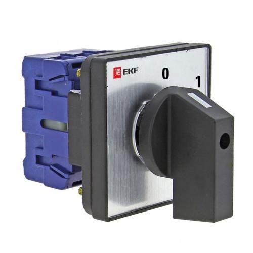 Переключатель кулачковый ПК-1-64 10А для вольтметра EKF PROxima