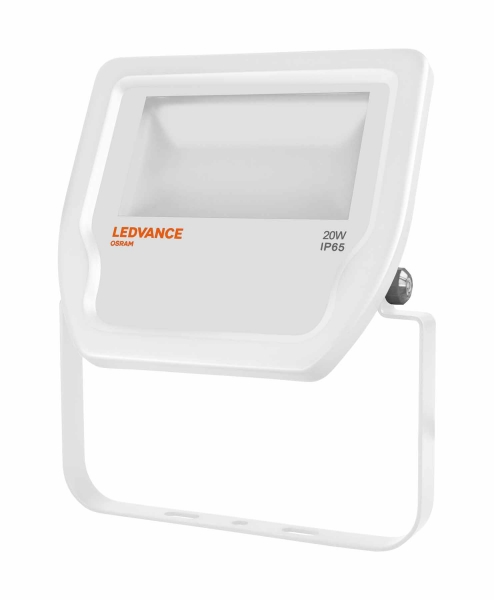 Прожектор FLOODLIGHT LED 20W/3000K WHITE IP65 LEDVANCE