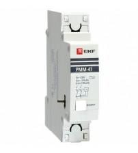 Расцепитель минимального и максимального напряжения РММ-47 EKF PROxima