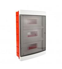 Коробка под автомат встр. 36 SA (0523)