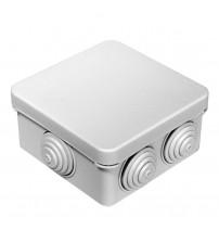 Коробка распределительная 40-0200 для о/п безгалогенная (HF) 70х70х40 (132шт/кор) Промрукав