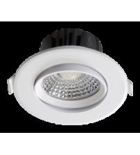 Светильник PSP-R 8845 5W 4000K 60° круг/поворот  White  IP40 Jazzway