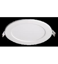 Светильник встраиваемый PPL-R 12w круг белый 4000K d170mm круг IP20