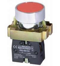 Кнопка управления XB2-ВА42, металл, красная