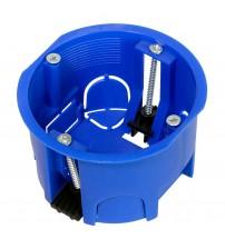 Коробка установочная ГСК 80-0600 безгалогенная (HF) 64х44 (200шт/кор) Промрукав
