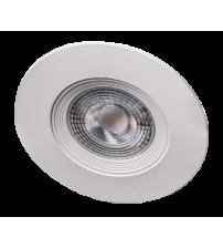 Светильник PSP-R 9039 7W 4000K 38° круг/неповорот  White  IP40 Jazzway