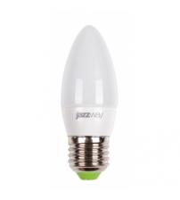 Лампа PLED- ECO- С37 5w E27 3000K 400Lm