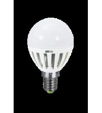 Лампа PLED- ECO-G45 5w E14 3000K 400Lm